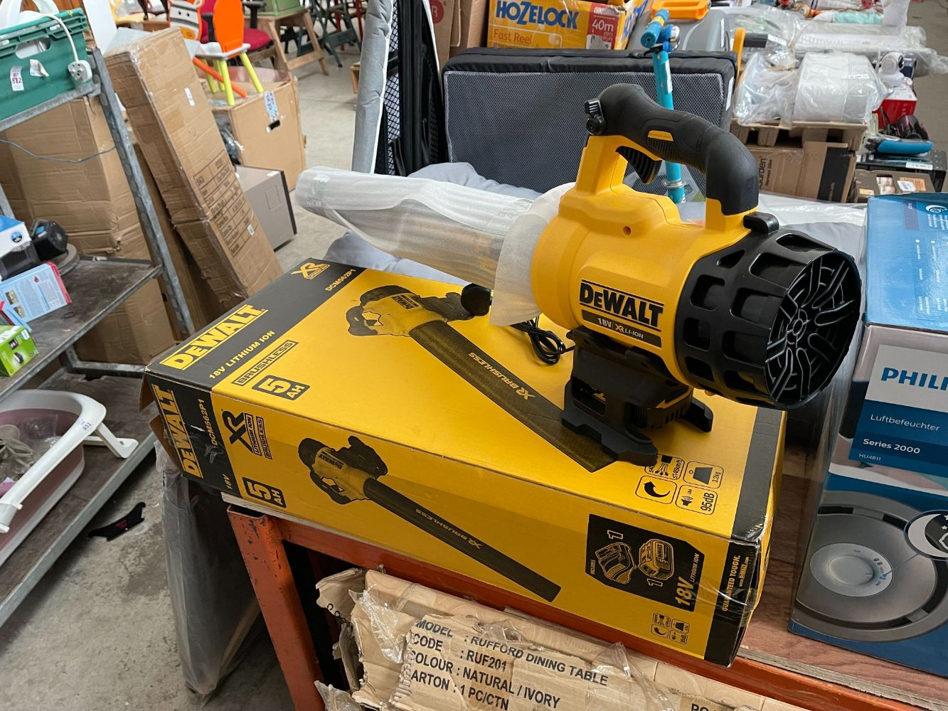 GENERAL ONLINE AUCTION - TOOLS - FURNITURE - HOUSEHOLD ITEMS - 24TH JUNE ENDING FROM 7PM -  P&P