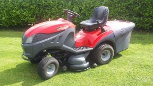 """CASTELGARDEN PTX220 RIDE ON MOWER 22HP HYDROSTATIC 40"""" CUT WITH NEW DECK (FULLY WORKING)"""