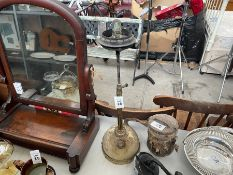 OLD TALL TILLEY LAMP