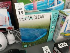 BESTWAY FLOWCLEAR POOL COVER
