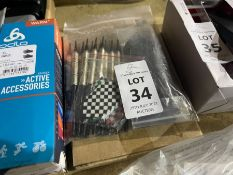 PACK OF NEW DARTS