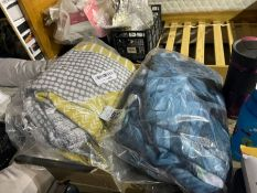 2X SETS OF BEDDING