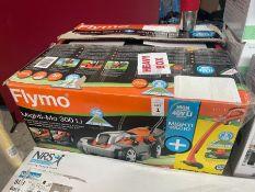 FLYMO MIGHTI-MO 300 LI & MIGHTI-TRIM LI COMBO (WORKING)
