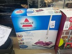 BISSELL SUPREME SWEEP TURBO SWEEPER