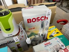 BOSCH 600W LARGE HAND BLENDER (WORKING)