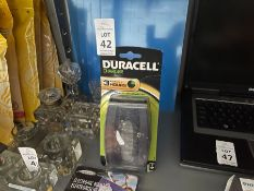 DURACELL TRAVELLER CHARGER