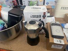 BIALETTI BRIKKA ESPRESSO COFFEE POT