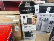 RUSSELL HOBBS COMPACT OIL FILLED RADIATOR (WORKING)