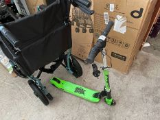 XOOTZ ELEMENTS ELECTRIC SCOOTER WITH CHARGER
