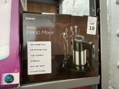 DURONIC HM3 HAND MIXER (WORKING)