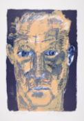 Self, 2001 Colored lithography Signed and dated lower right, titled and numbered lower left: 49/