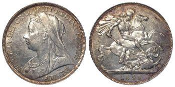 Crown 1895 LIX, GEF
