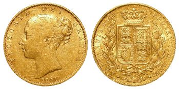 Sovereign 1838 GF