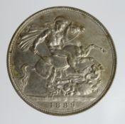 Crown 1889 aEF