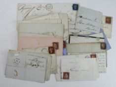 GB - selection of early covers / entires, some run of the mill, others of interest, of note
