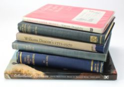 Books, a range of Banking history/reference books, The Lloyds of Birmingham by Samuel Lloyd,
