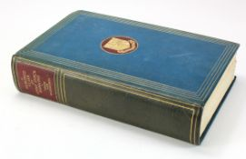 Book, A Hundred Years of Joint Stock Banking by Crick & Wadsworth, published by Hodder &