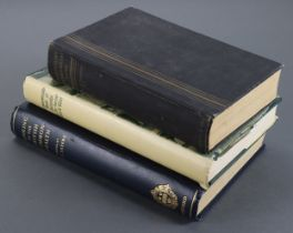 Books (3), Australia's Government Bank by Leslie C. Jauncey dated 1933, Commonwealth Bank of