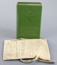Money box, Liverpool Group, book design without key, plus Bank of Liverpool Limited, Craven