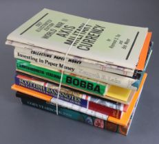 Books (15), a good group of general books and booklets relating to Paper Money and Coins