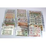 Vietnam (55), a collection ranging from 1950's to 1990's with some duplication, many high grade