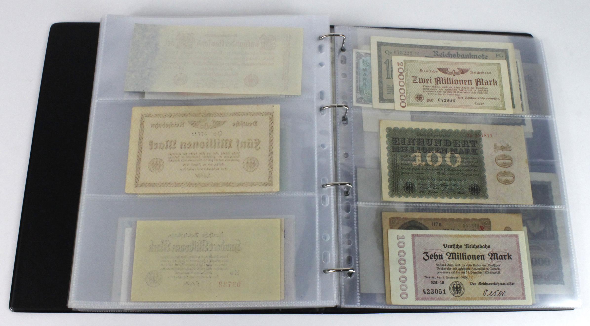 World (163), in banknote album including Bahamas, Spain, Sweden, Netherlands, Algeria, Macau, - Image 50 of 57