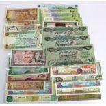 World, Middle East (60), cmprising Bahrain, United Arab Emirates, Iraq, Iran, Qatar, Israel,