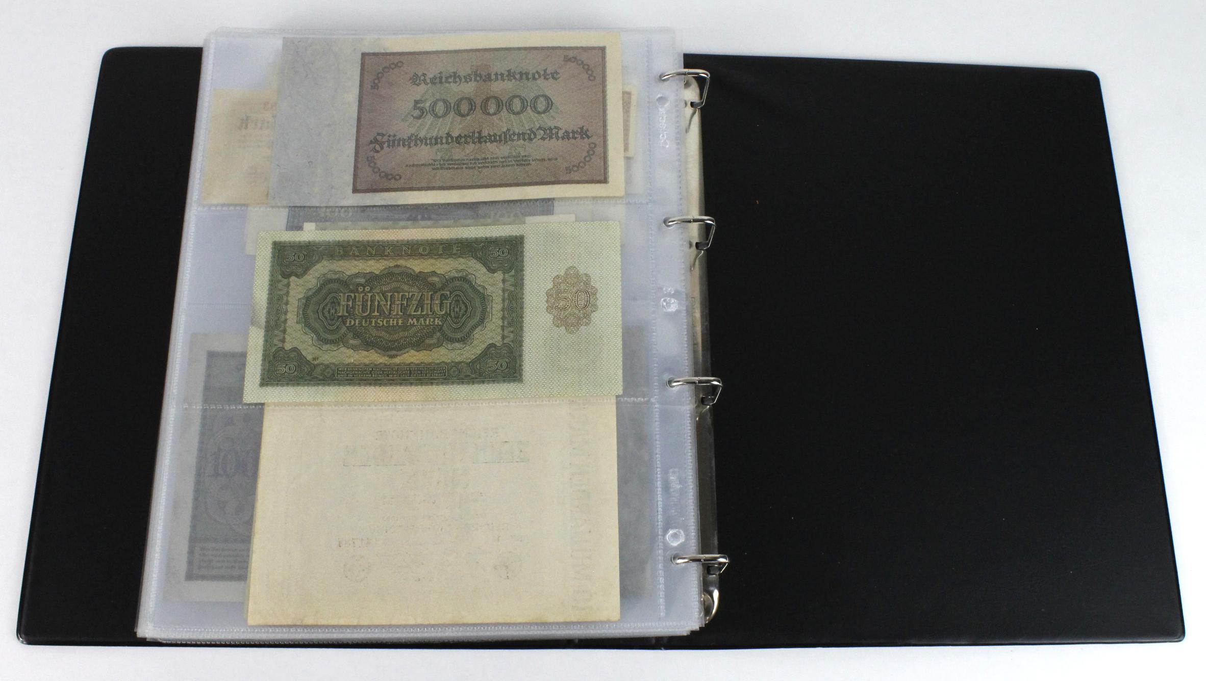 World (163), in banknote album including Bahamas, Spain, Sweden, Netherlands, Algeria, Macau, - Image 57 of 57