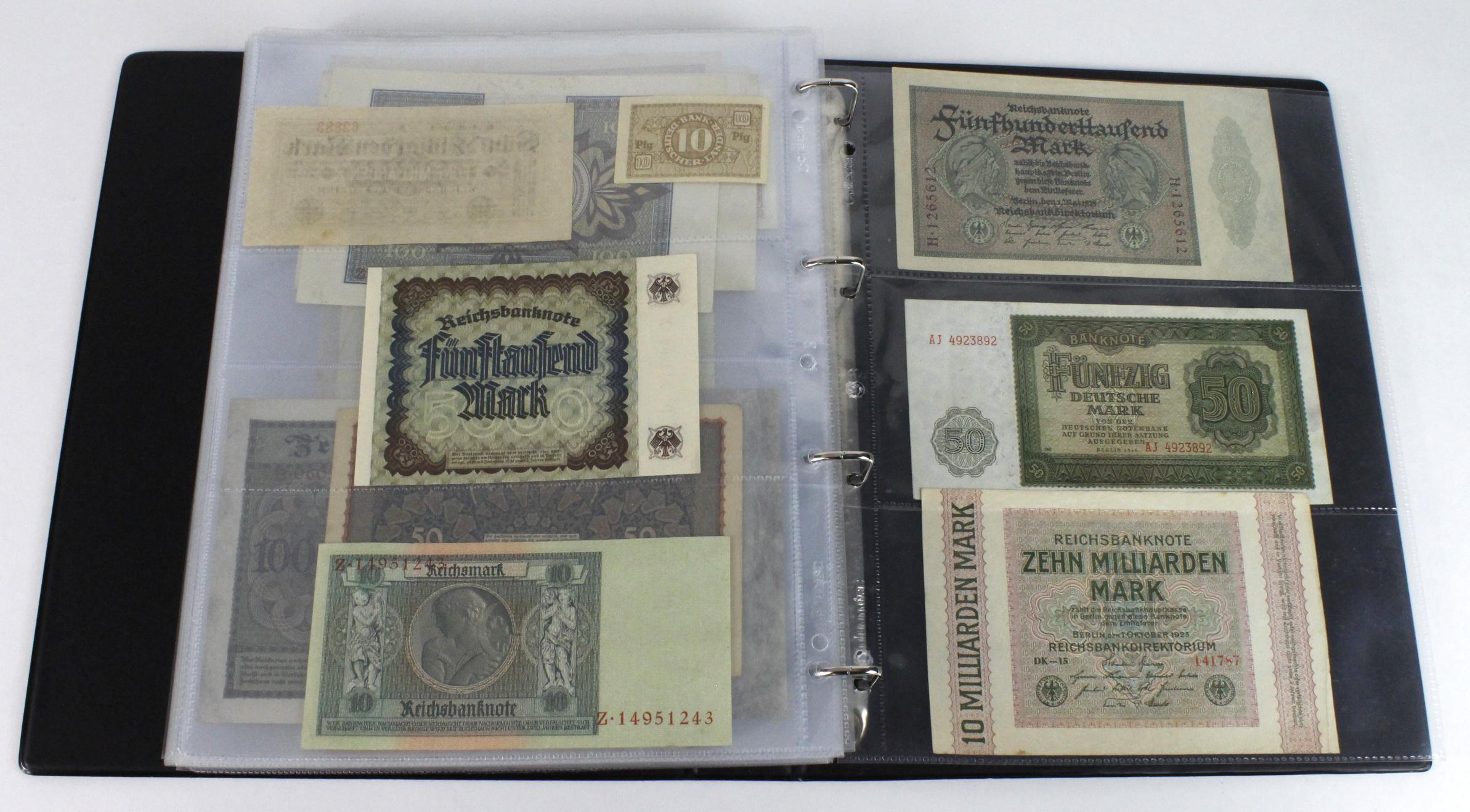 World (163), in banknote album including Bahamas, Spain, Sweden, Netherlands, Algeria, Macau, - Image 56 of 57