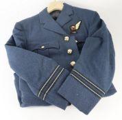 RAF post WW2 Navigators uniform jacket and trousers.