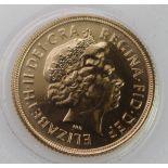 Sovereign 2003 BU still sealed