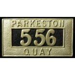 Railway - Parkeston Quay (Harwich) Badge