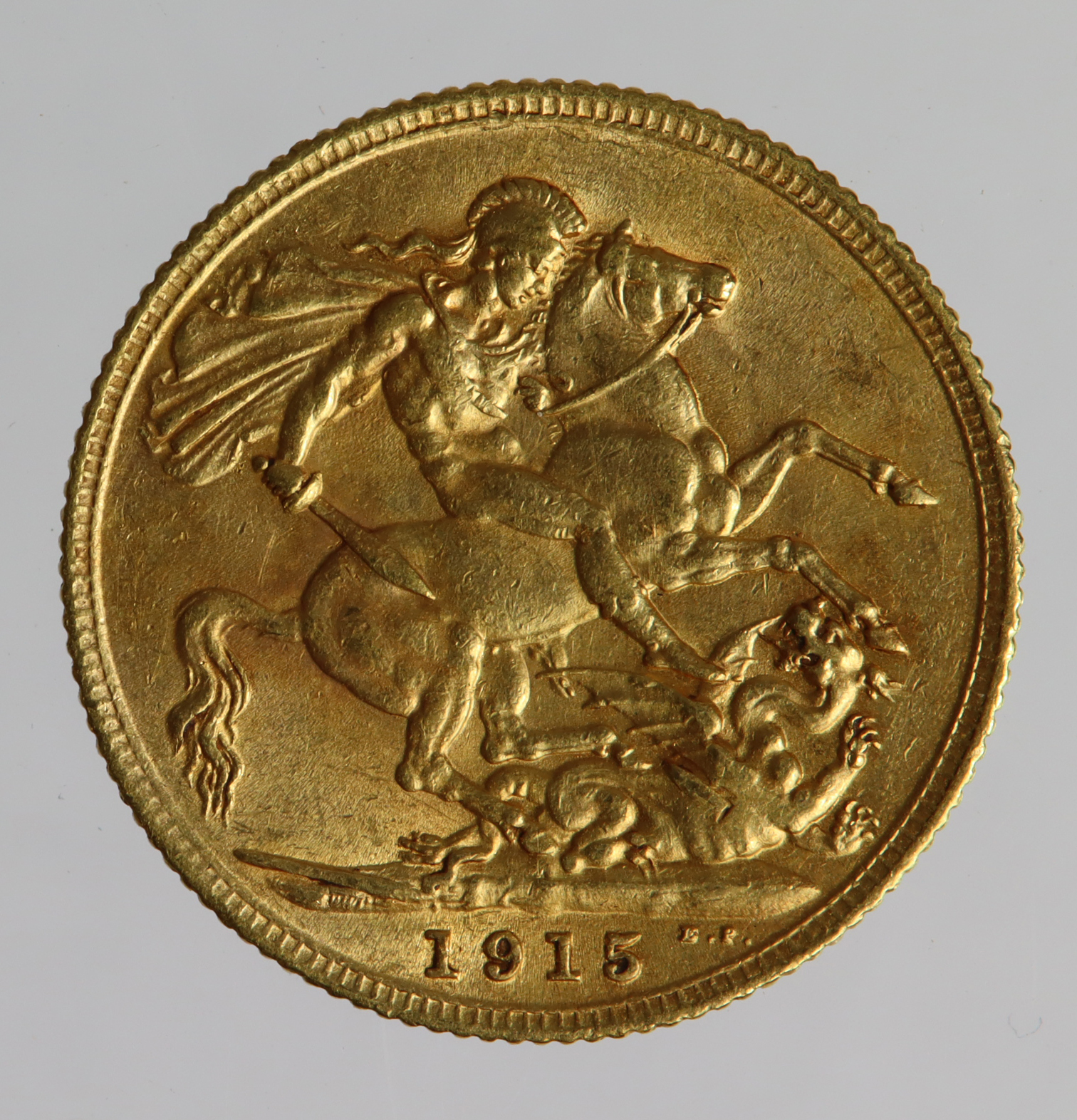 Sovereign 1915 VF - Image 2 of 2