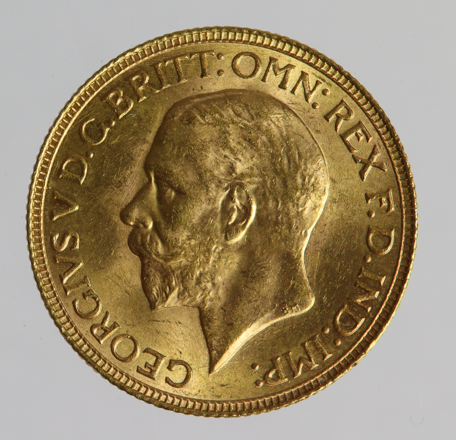 Sovereign 1930 SA, Pretoria Mint, South Africa, UNC