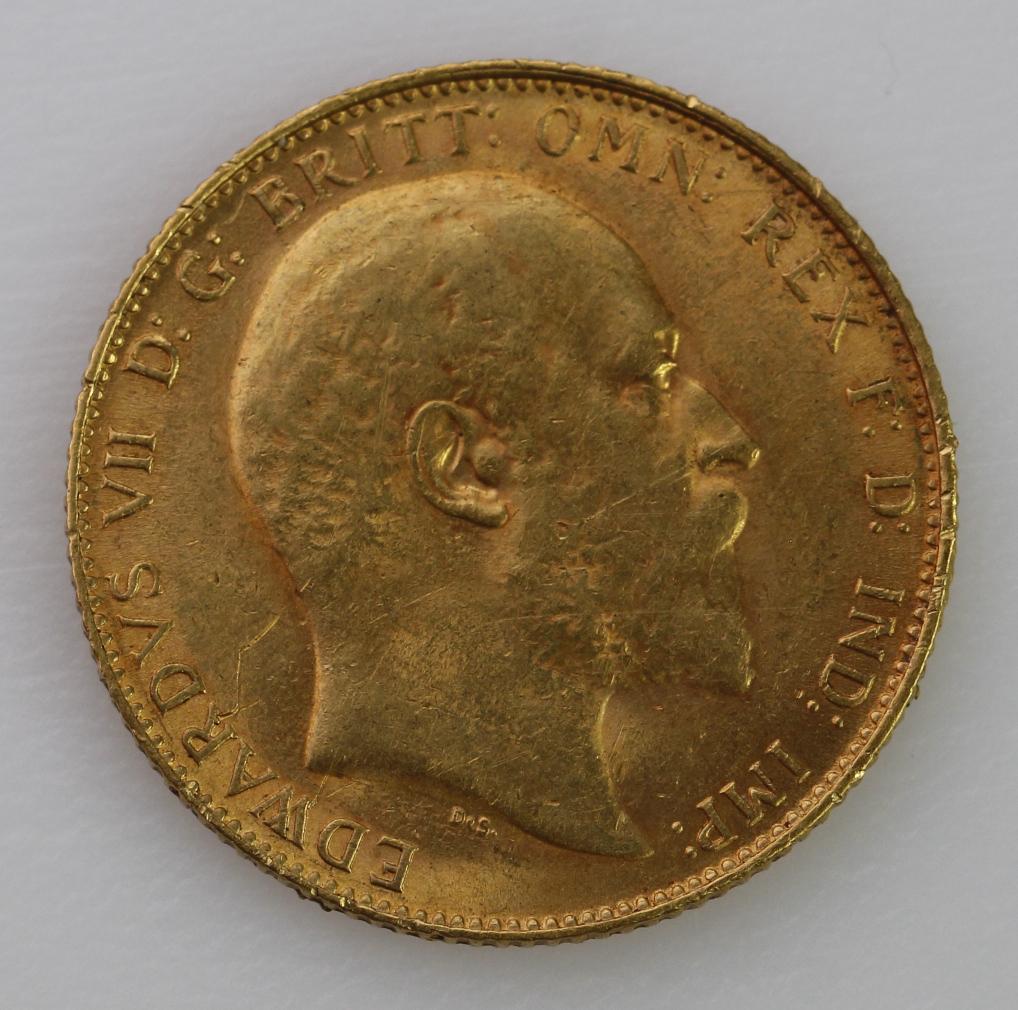 Sovereign 1910 GVF
