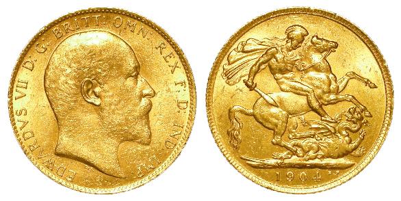 Sovereign 1904 EF