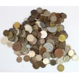 Germany, 790g of mixed coinage 17th to 20thC, mostly base metal.
