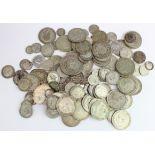 GB Pre-1947 Silver Coins 940.7g