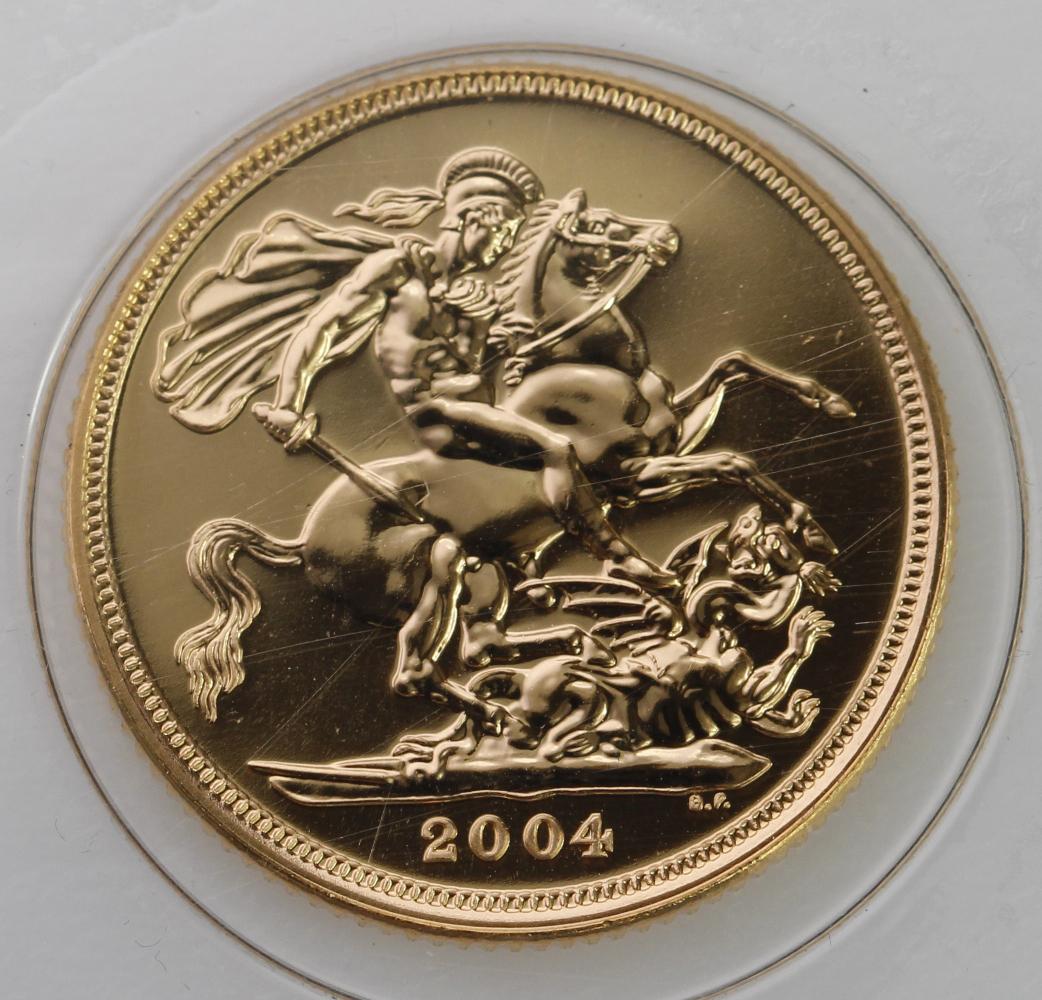 Sovereign 2004 BU still sealed - Image 2 of 2