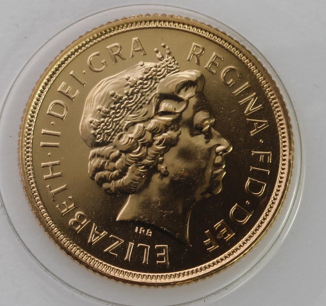 Sovereign 2004 BU still sealed