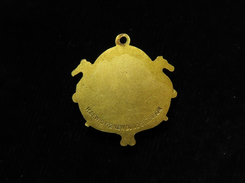 Horse Racing Badge: Kempton Park 1889 Gents. - Image 2 of 2