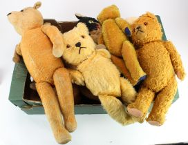 Bear Interest-From a single owner collection. Bears to include two Chad Valley Mickey Mouse's,