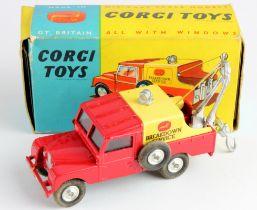 Corgi Toys, no. 417 'Land Rover Breakdown Truck', contained in original box