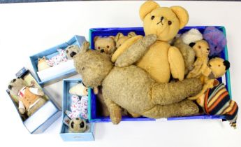 Bear Interest- From a single owner collection. 20th century bears and modern to include two Sooty