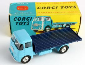 Corgi Toys, no. 241 'E.R.F. Model 44G Platform Lorry', contained in original box