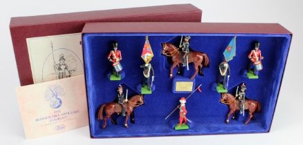Britains. The Honourable Artillery Company (no. 5291), contained in original box with outer
