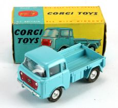 Corgi Toys, no. 409 'Forward Control Jeep FC-150', contained in original box