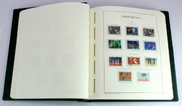 GB - collection of unmounted mint in printed lighthouse album, c1993 to 2004. FV £500 approx