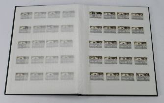 GB - KGVI and QE2 high values, mainly used, duplication of up to 50 examples of each. Mint 2/6