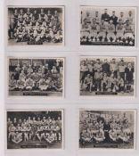 Cigarette cards, Ardath, Photocards 'E' (Midland Football Teams), 'M' size (set, 110 cards) (1
